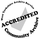 West Yorkshire Archive Service accredited community archive logo