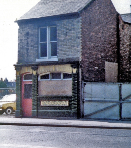 Walton Street, Full Measure, 1982​.​