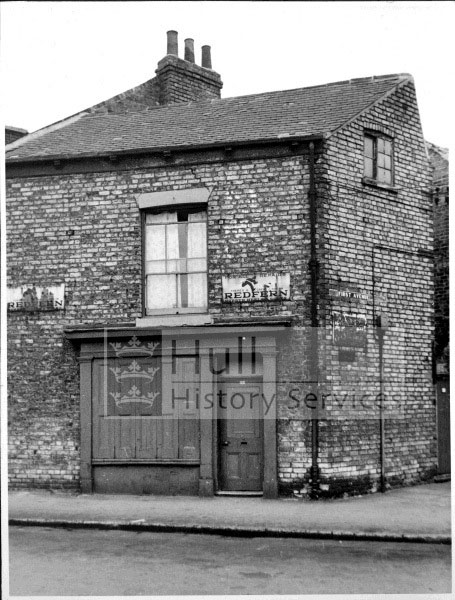 Campbell Street, 135, 1960, courtesy of Hull History Services.